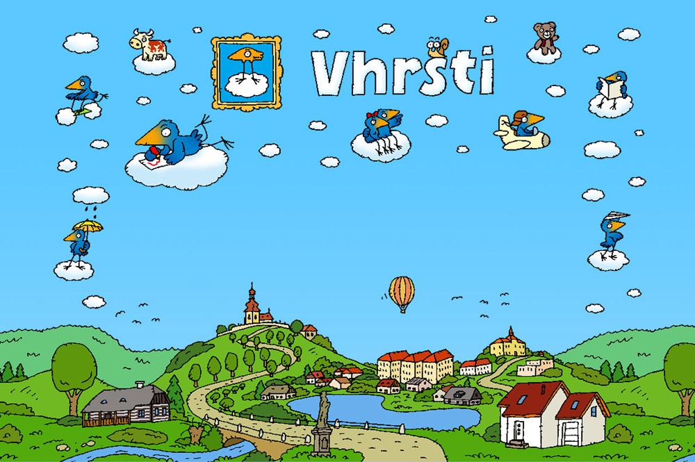 starý design Vhrsti.cz