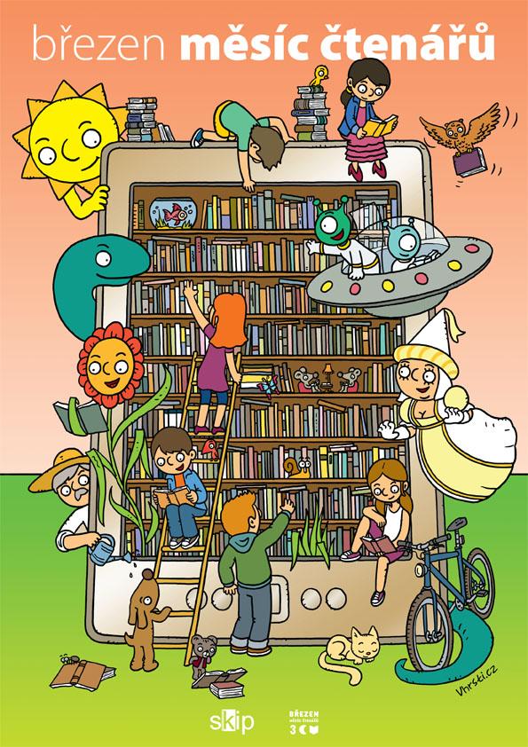 velká knižní ilustrace