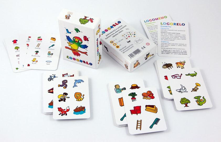 karetní hra pro děti