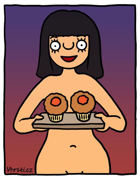 nahá dívka / nude girl