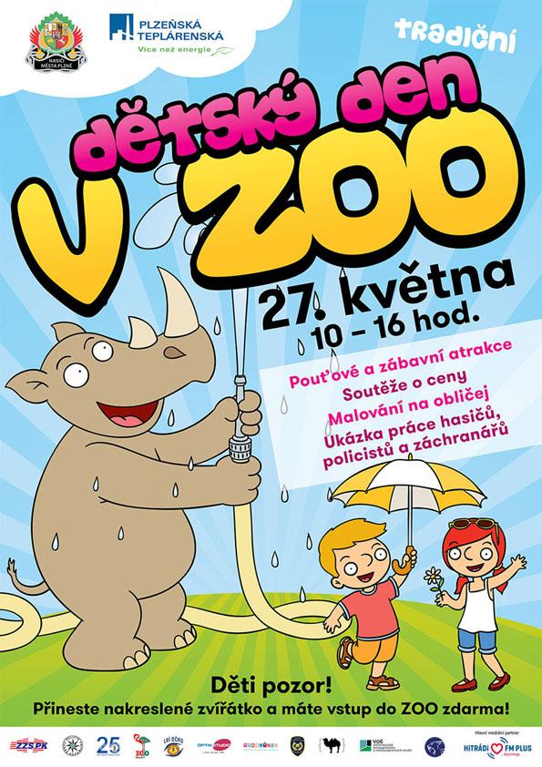 Detsky_den_ZOO_poster