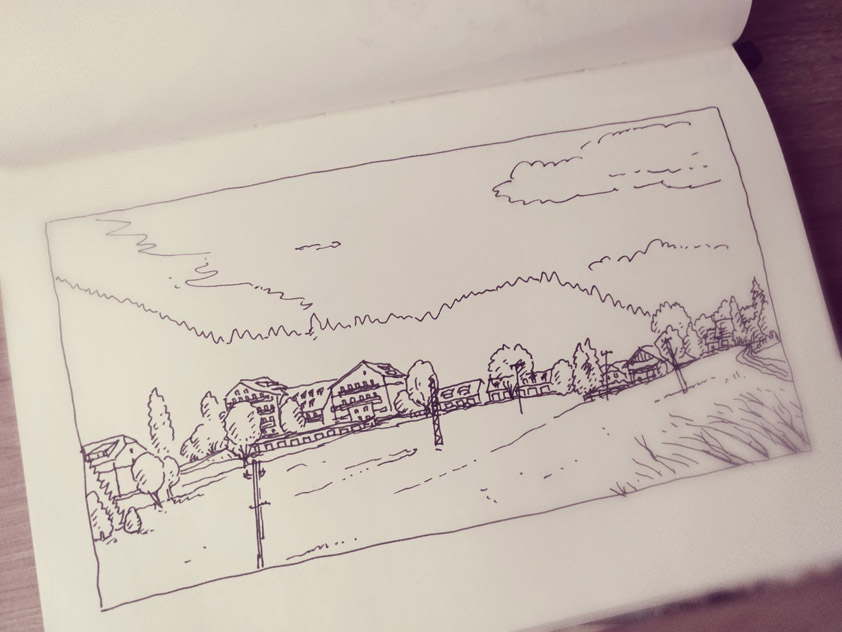 Spicak_kresba